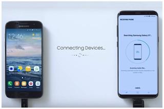 Cara Menggunakan Smart Switch pada Samsung Galaxy J5, J7, S7, S7 Edge, A5, A7, A3, J3