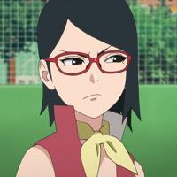 อุจิวะ ซาราดะ (Uchiha Sarada) @ Boruto: Naruto Next Generations