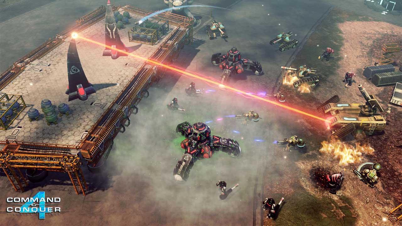 تحميل لعبة Command and Conquer 4 Tiberian Twilight برابط مباشر + تورنت