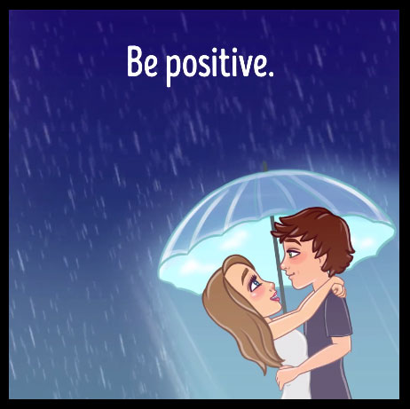 Make Happy Relationship in Life with 7 Secrets be positive