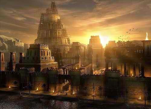 Misteri, Sepuluh, Kota, Kuno, Yang, Hilang