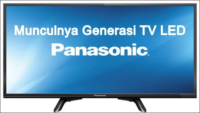 Munculnya Generasi TV LED