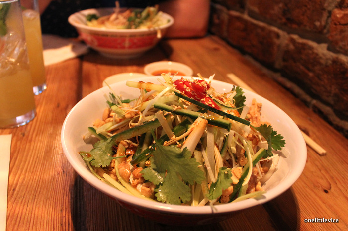 chinese restaurant to visit in clapham: one little vice lifestyle blog