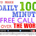 HOW TO MAKE DAILY THOUSAND MIN NO COST | ANDROID SUPERSTARS