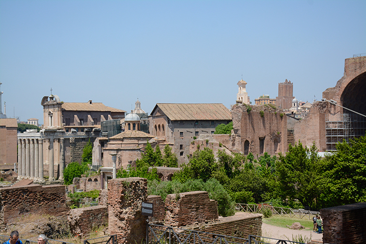 Palatine Hill in Rome, Italy | My Darling Days