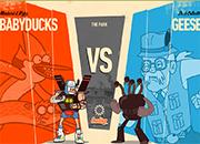 juegos Regular show Battle Of Behemonths