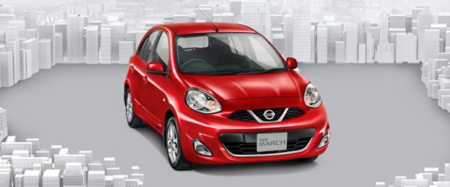 new nissan march 2014