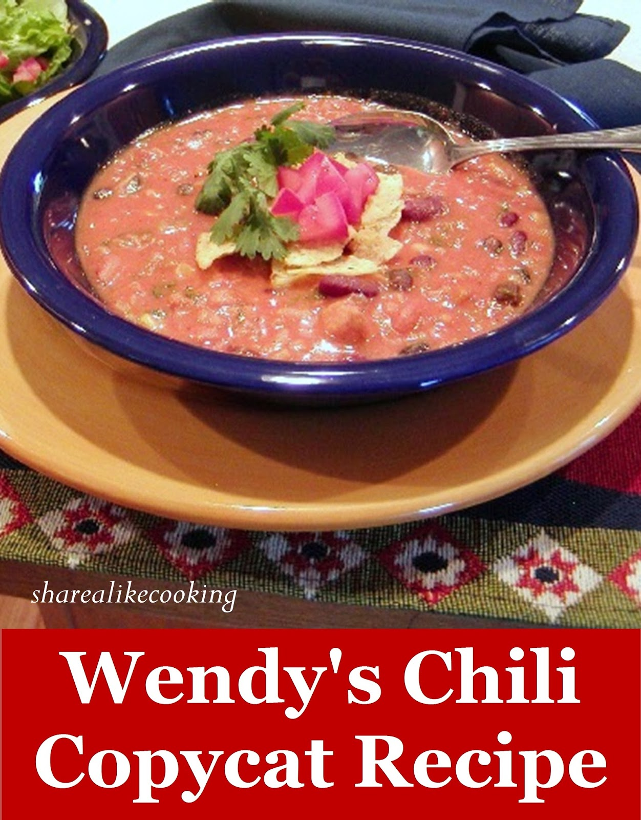 wendy s chili a costing conundrum Cases in management accounting and control systems by william rotch available in trade paperback on powellscom wendy's chili: a costing conundrum.