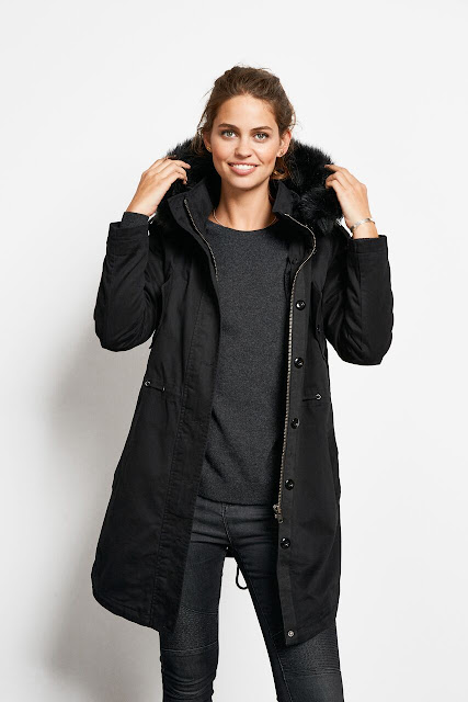 Hush homeware eskimo parka