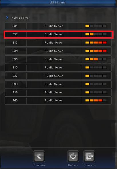 Mencari Server Point Blank yang Jarang Terdapat Cheater