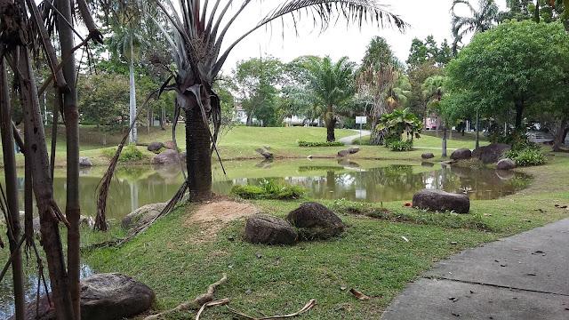 Taman Rekreasi Alam Megah