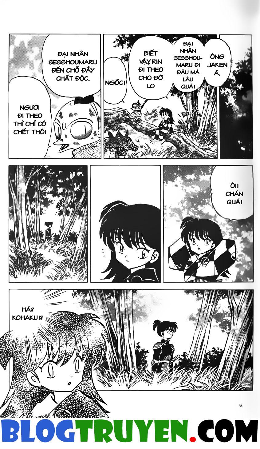 Inuyasha vol 25.2 trang 14
