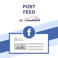 Knowband Facebook Post Feed