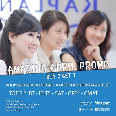 Gmat Kaplan Di Edupac Indonesia