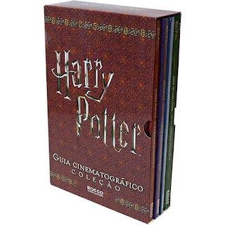 Coleção de livros 'Harry Potter - Guia Cinematográfico' por APENAS R$ 8,99! | Ordem da Fênix Brasileira