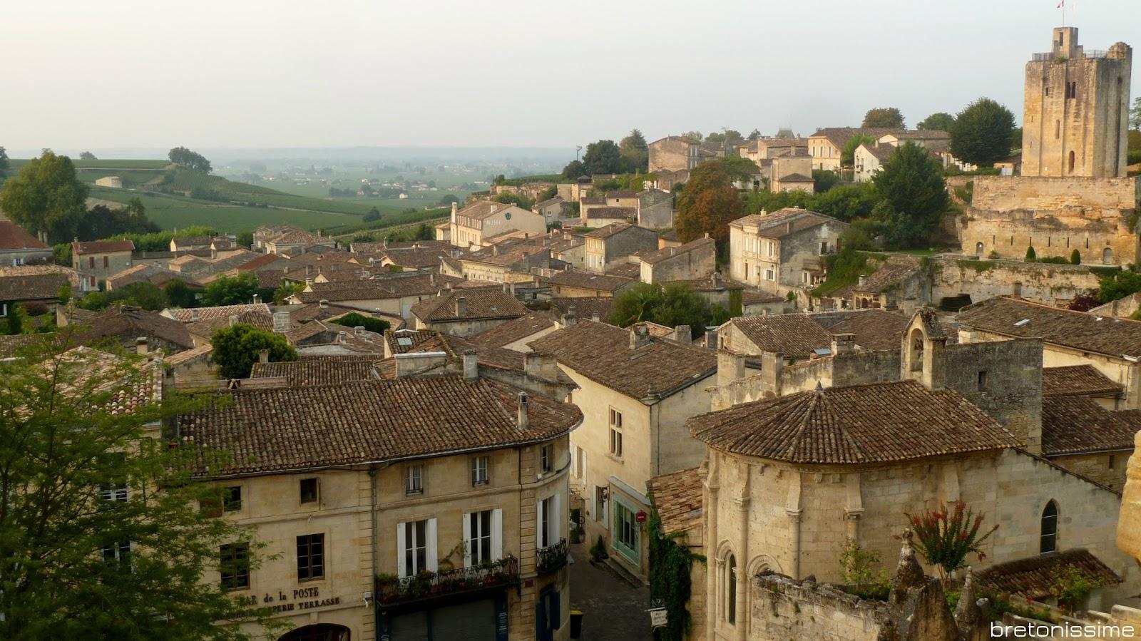 Zwiedzanie Bordeaux i Saint-Emilion