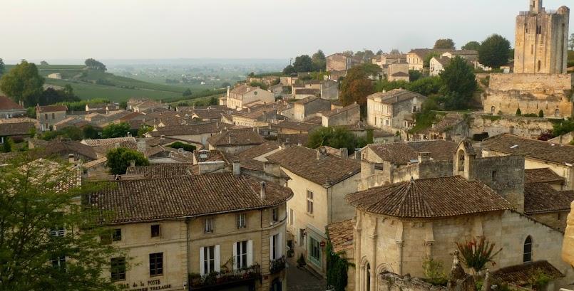 Zwiedzanie Bordeaux i Saint-Emilion / Visiter Bordeaux et Saint-Emilion
