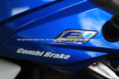 Combi brake system (CBS)