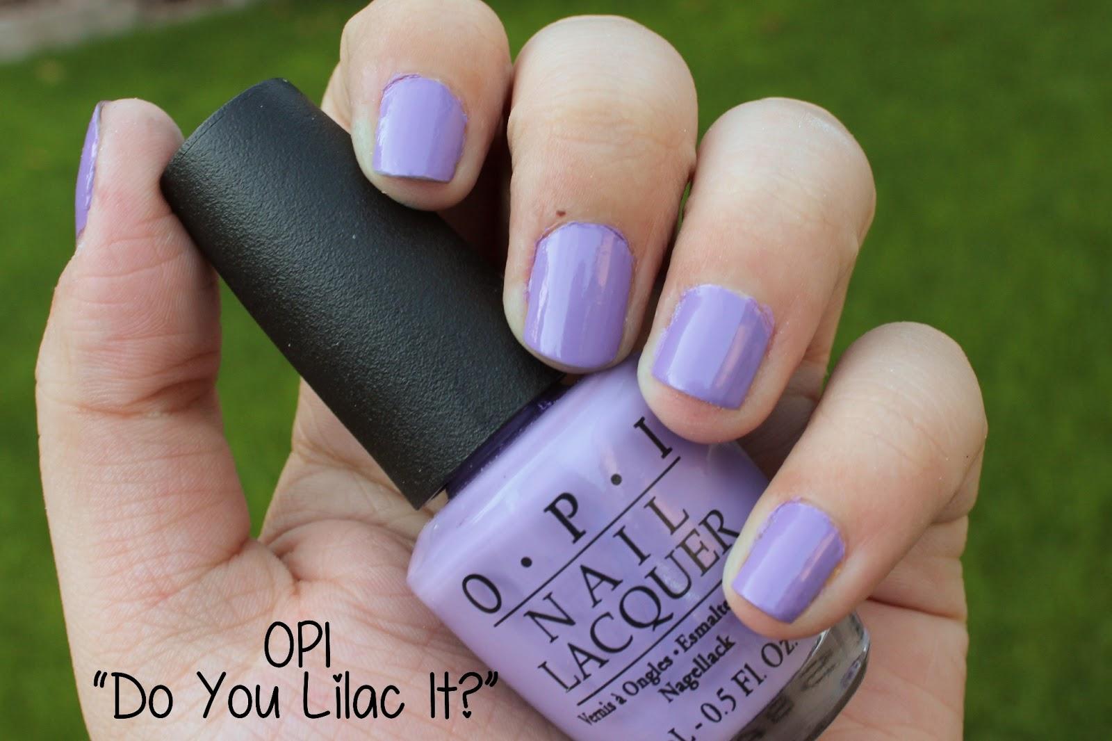 """Viva La Fashion I Beauty + Life Style Blog: OPI """"Do You ...  Viva La Fashion..."""