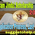 Sitaram Jindal Scholarship 2018 - 19 Application Process, Last date , Eligibility Criteria & More