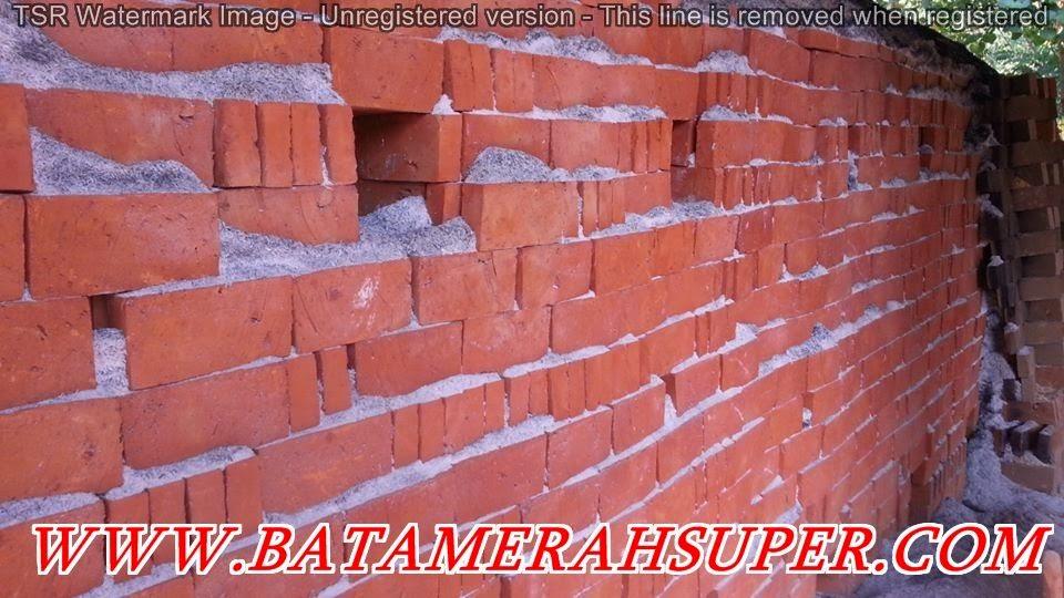 supplier batu bata merah