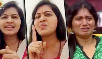 Saravanan Meenakshi fame Rachitha slams Julie for her recent behaviour in BIGG BOSS | Crying Acting