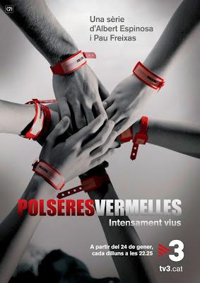 """""""Pulseras rojas"""" (1ª Temporada, Pau Freixas y Albert Espinosa, 2010)"""