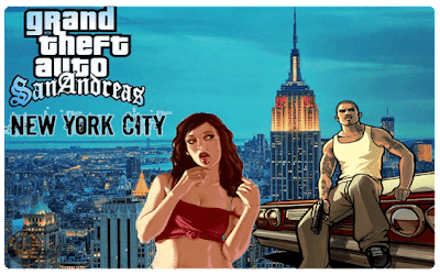 GTA San Andreas New York City Mod Download