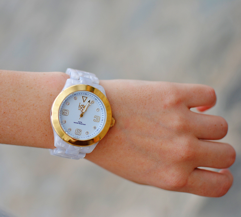 ice watch, relojes, reloj,  nery hdez