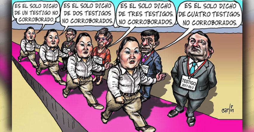 Carlincaturas Jueves 1 Noviembre 2018 - La República