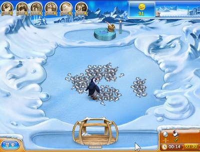 瘋狂農場3冰河時代(Farm Frenzy 3:Ice Age)