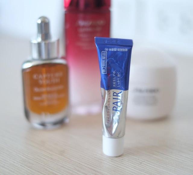 review đánh giá kem trị mụn giá rẻ pair acne