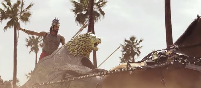 Baahubali Movie Animation