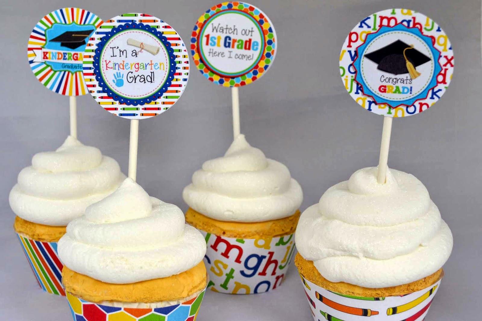 A Manda Creation Kindergarten Graduation Party Printables And A Freebie