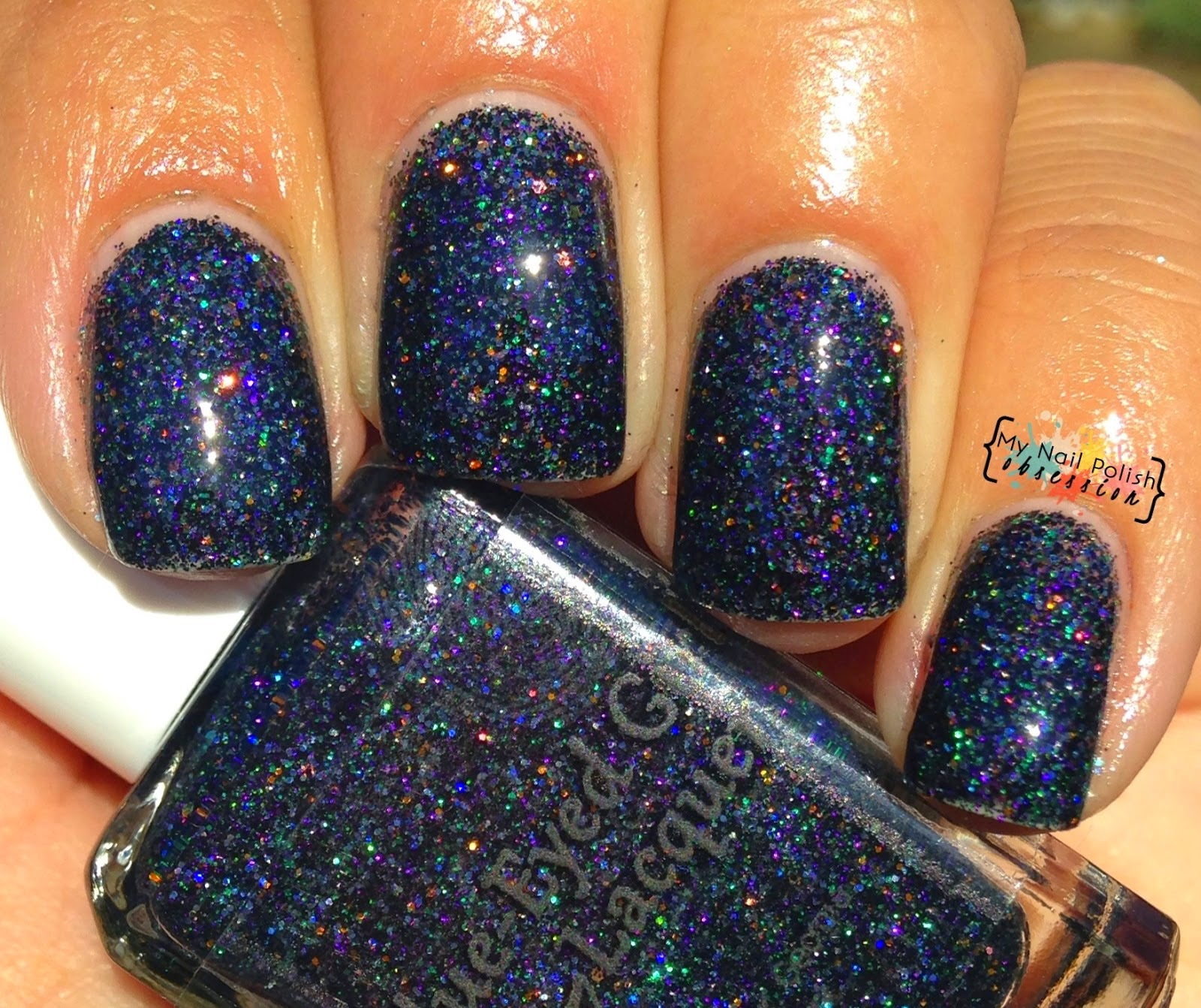 Blue Eyed Girl Lacquer Death Watch Beetle