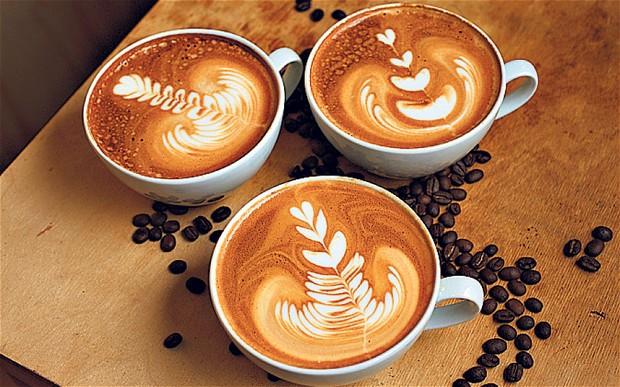 Resep Membuat Coffe Latte - Kuliner Wisata