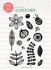 Rustic Botanicals stamps
