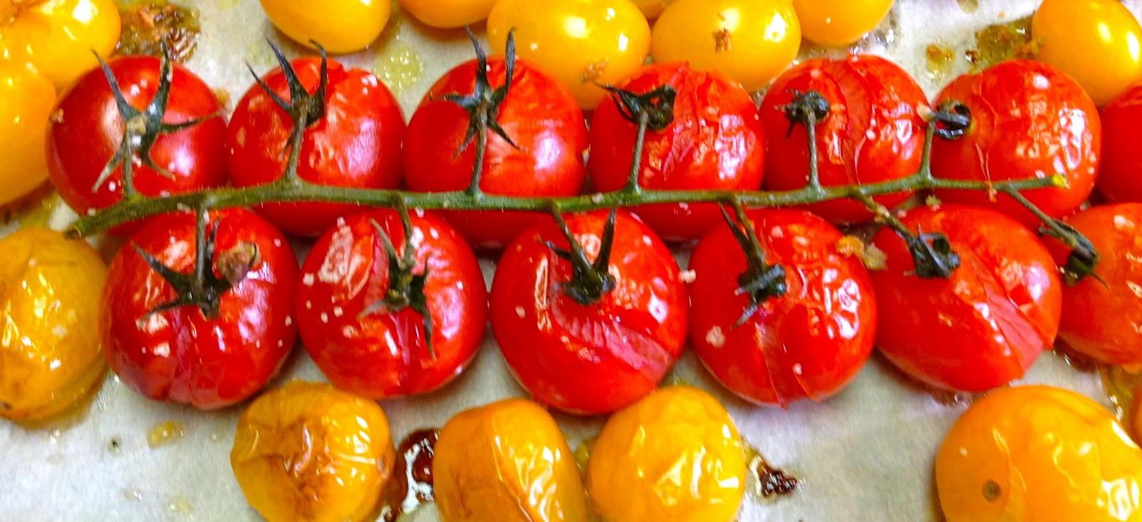 recettes de la semaine jardini re aux tomates confites. Black Bedroom Furniture Sets. Home Design Ideas