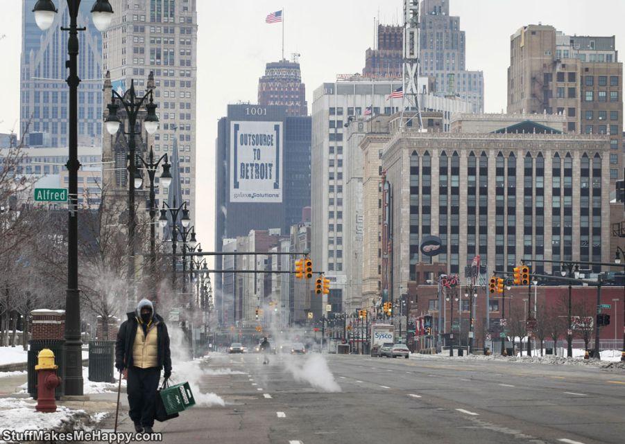 2. Detroit, United States