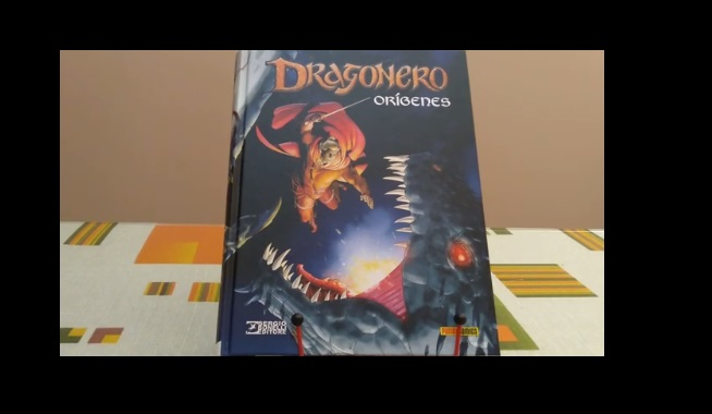 Dragonero Orígenes, reseña en video por El Muro Comics