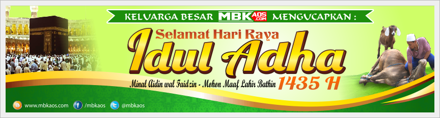 Contoh Desain Spanduk Banner Untuk Idul Adha 2016 ...
