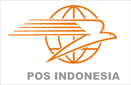 Shipping via Pos Indonesia