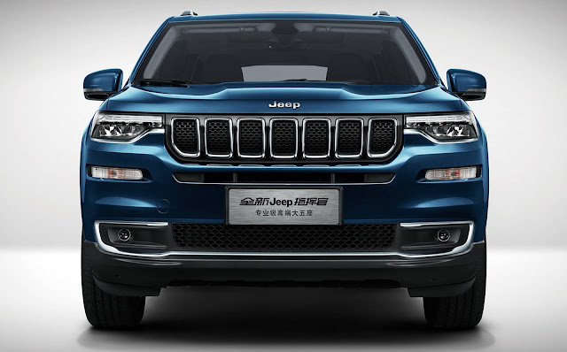 Jeep Commander 2018