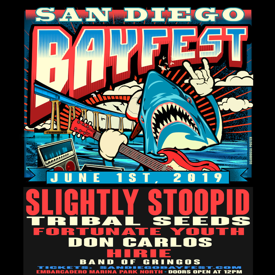 Don't Miss San Diego BayFest On Saturday, June 1!