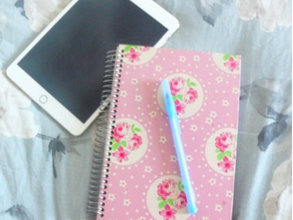 Things to write in a journal/notebook