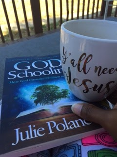 God Schooling Book Review