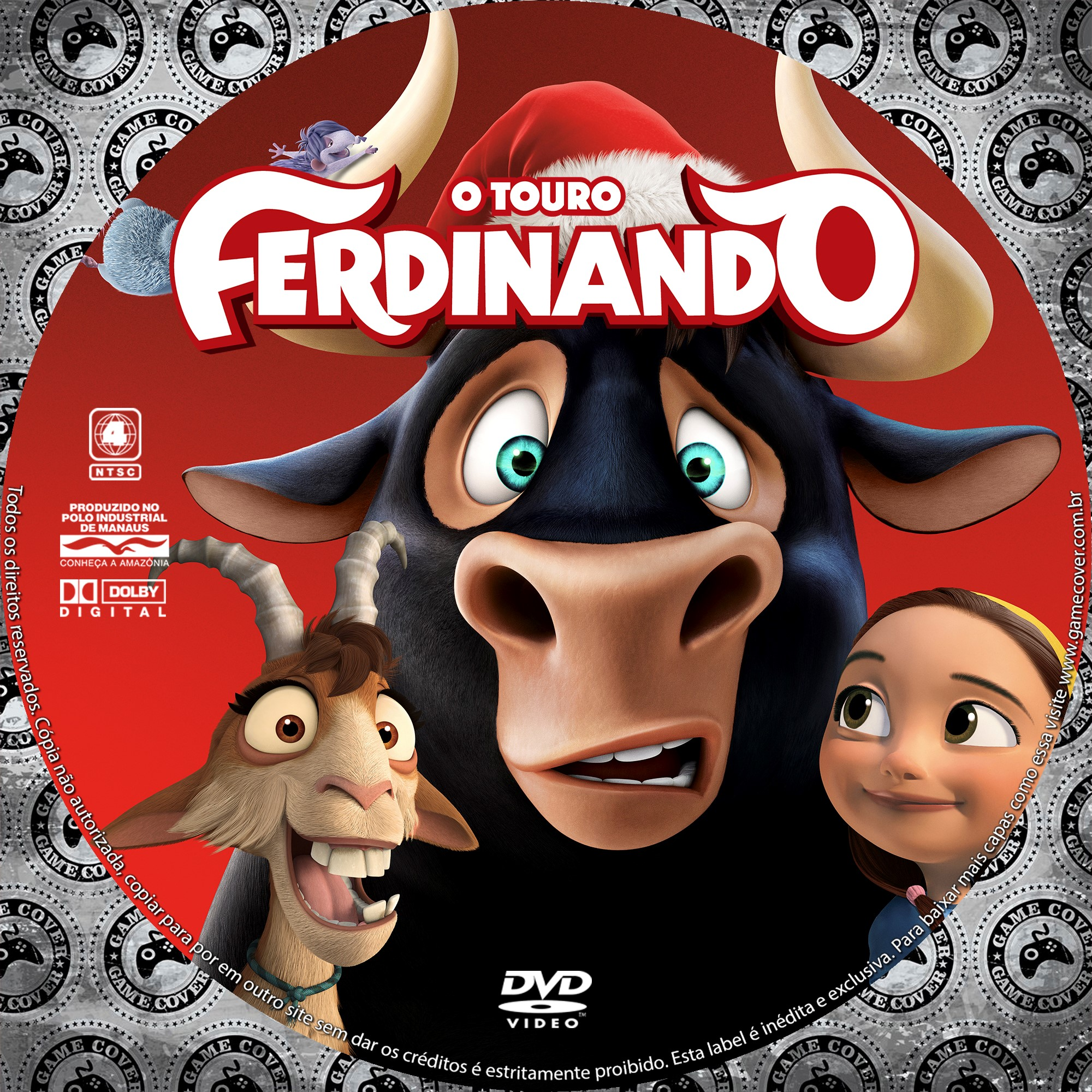 Capa Ferdinand Torrent Dublado 720p 1080p 5.1 Baixar