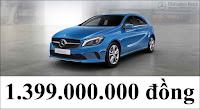 Giá xe Mercedes A200