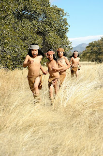 Apache children