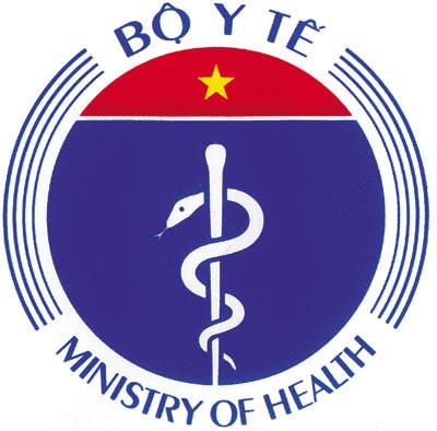 Biểu tượng ngành Y trên logo của Bộ Y tế